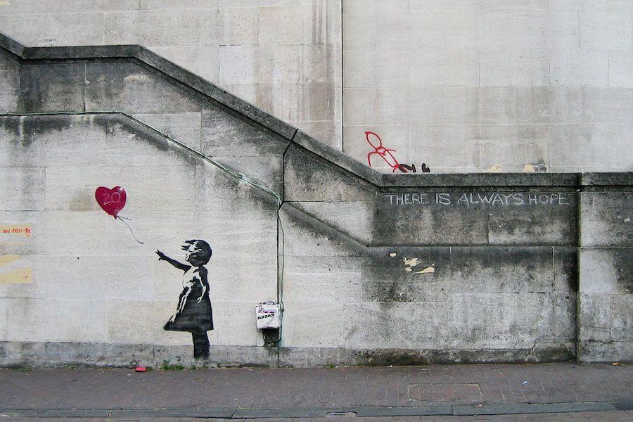 Banksy-Stencil-theculturetrip